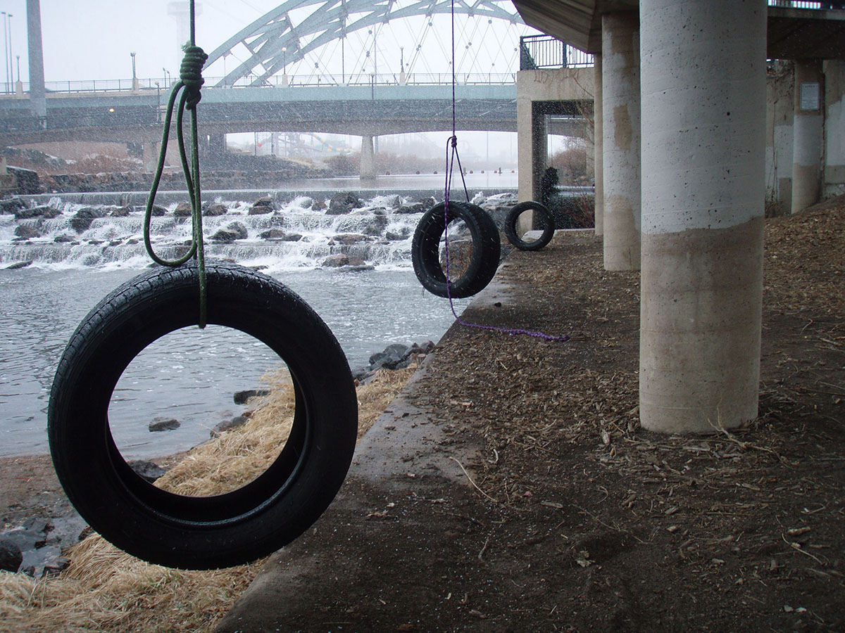 An image from The Tire Swing Project