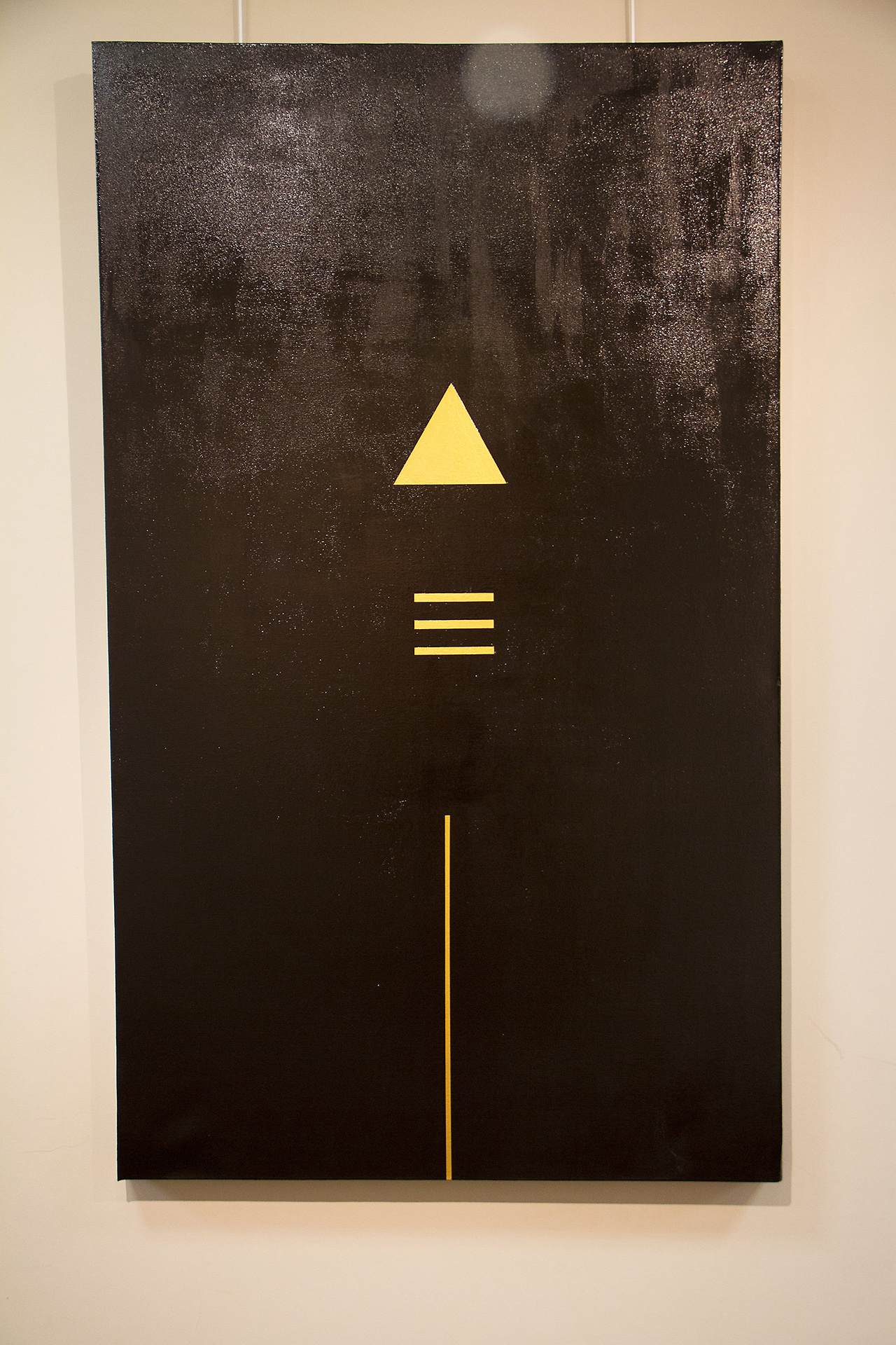 Jonathan Myers - Beyond the Breakers - Acrylic on canvas