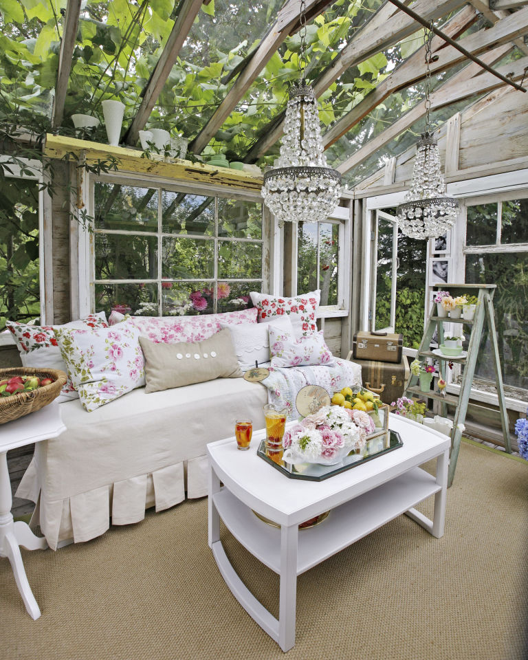 Image Courtesy of  Heather Cameron and Country Living.