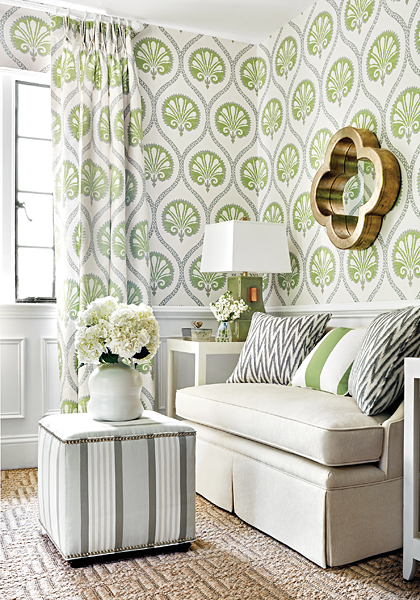 Thibaut-Kimberly in green