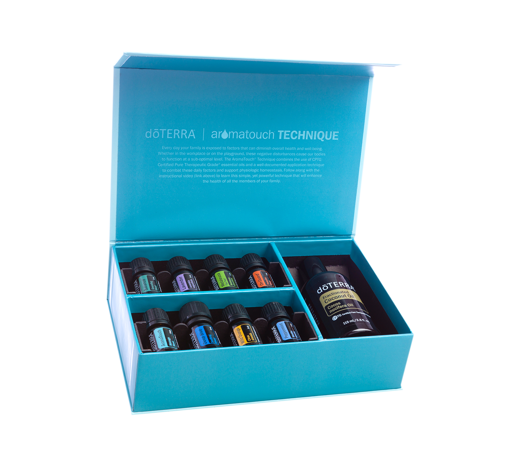 AROMA TOUCH KIT AND BEYOND