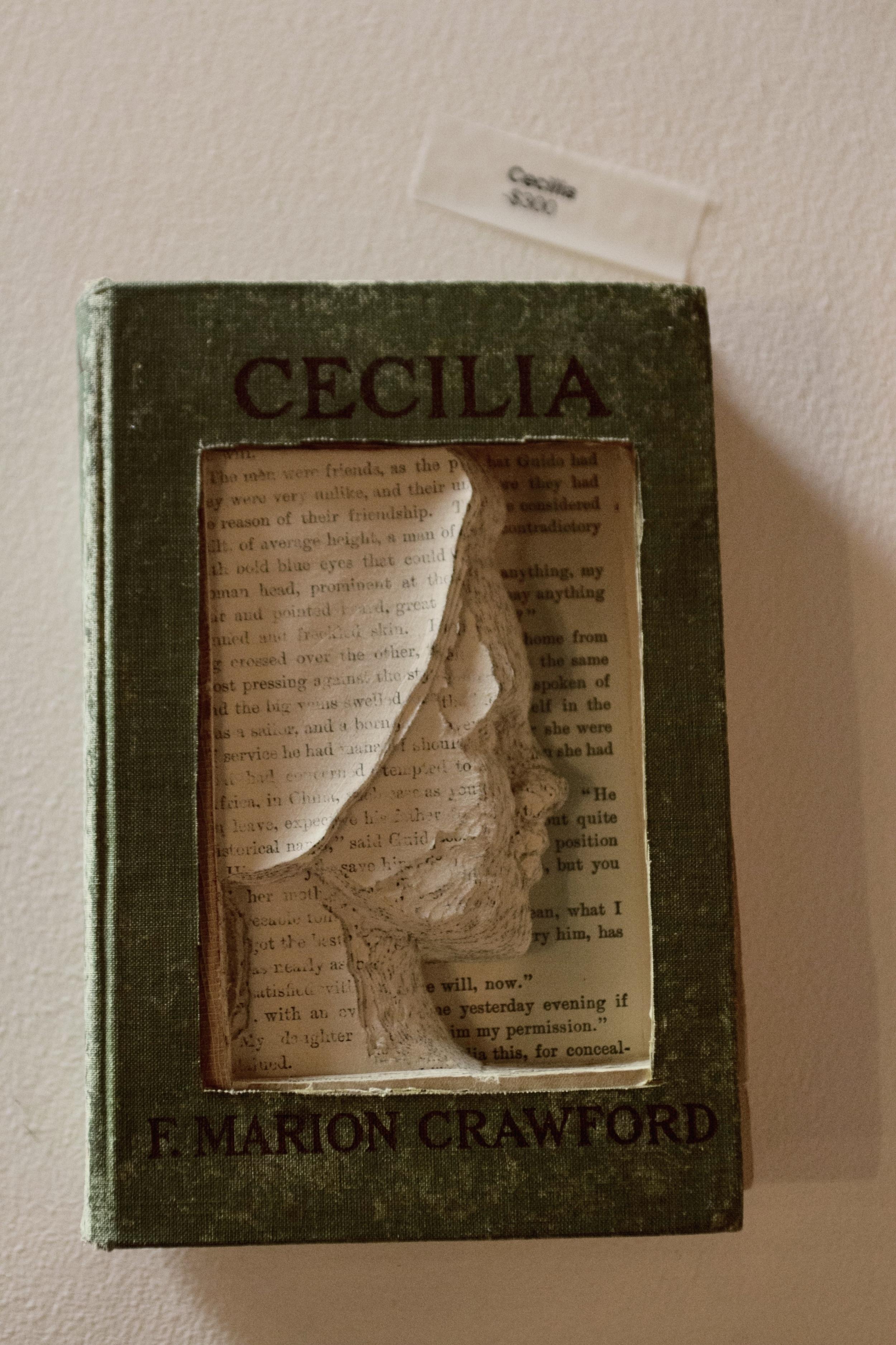Cecilia  by Sarah Dresser.