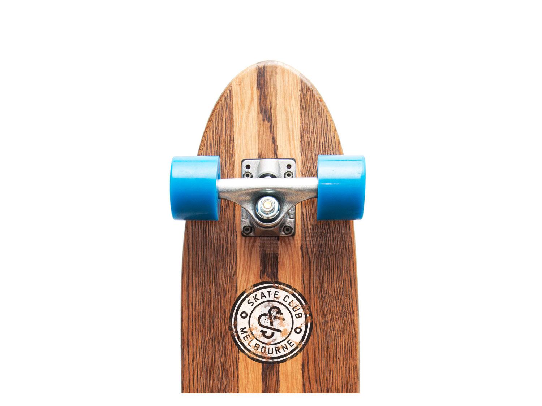 skate club sticker
