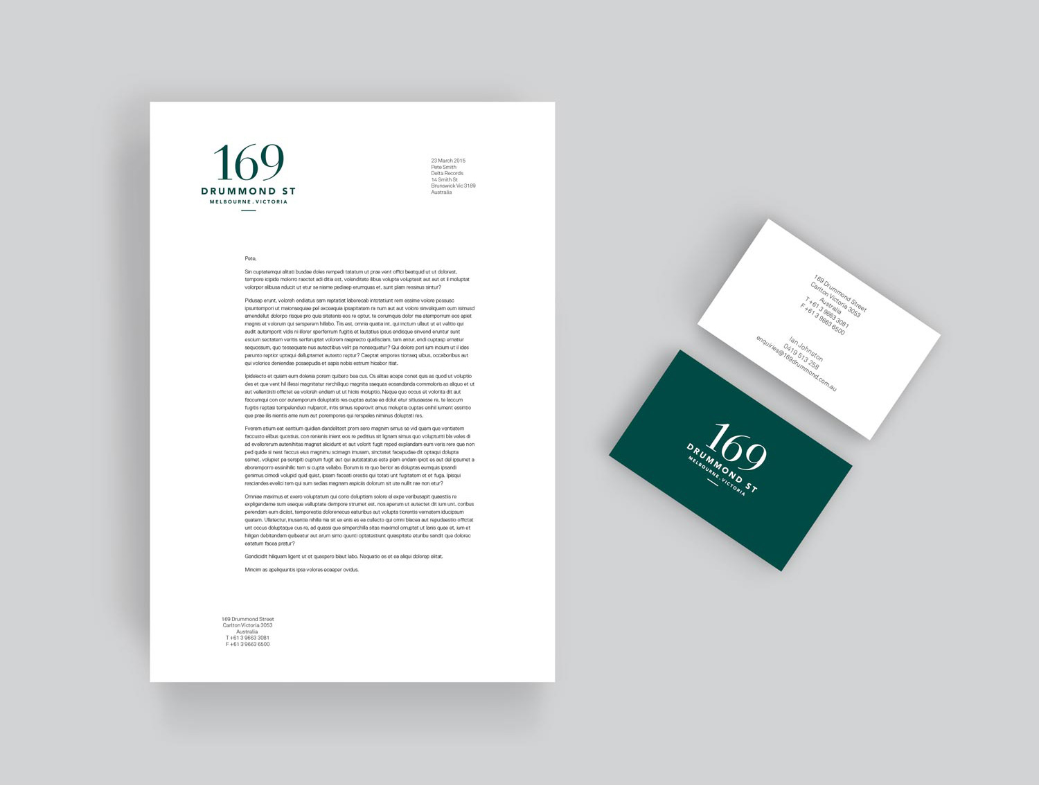 169 drummond street collateral
