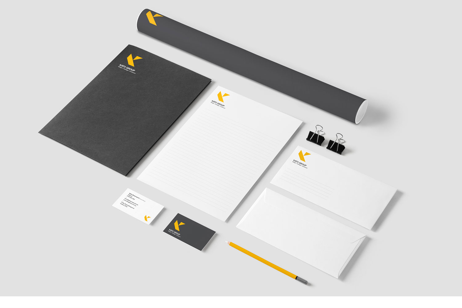 Kato Group collateral