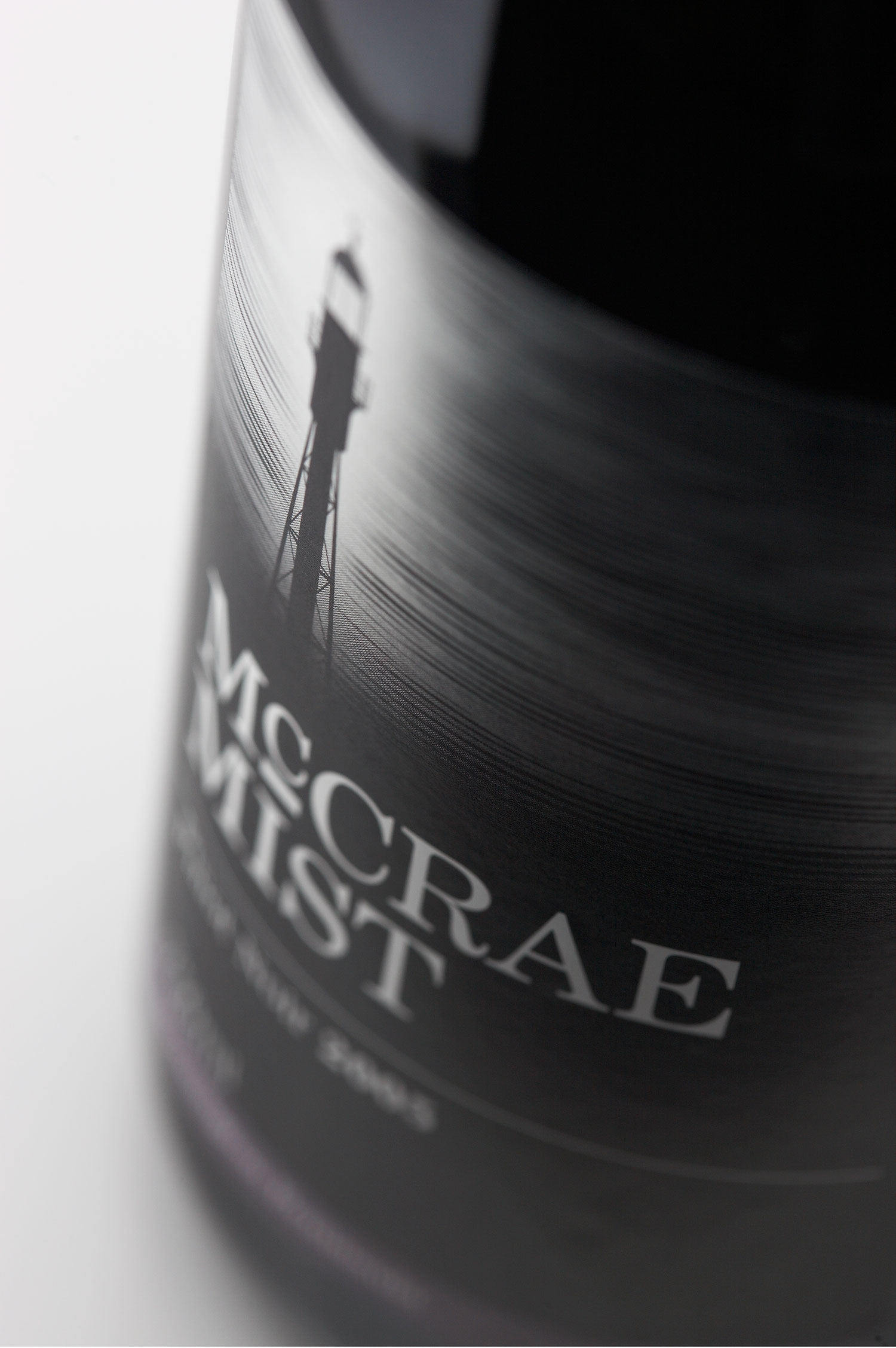 wine label design pinot noir