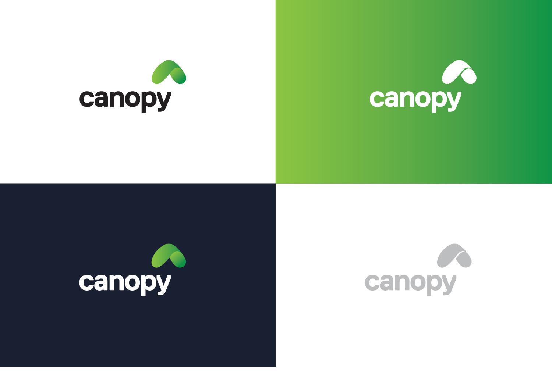 canopy logo variations