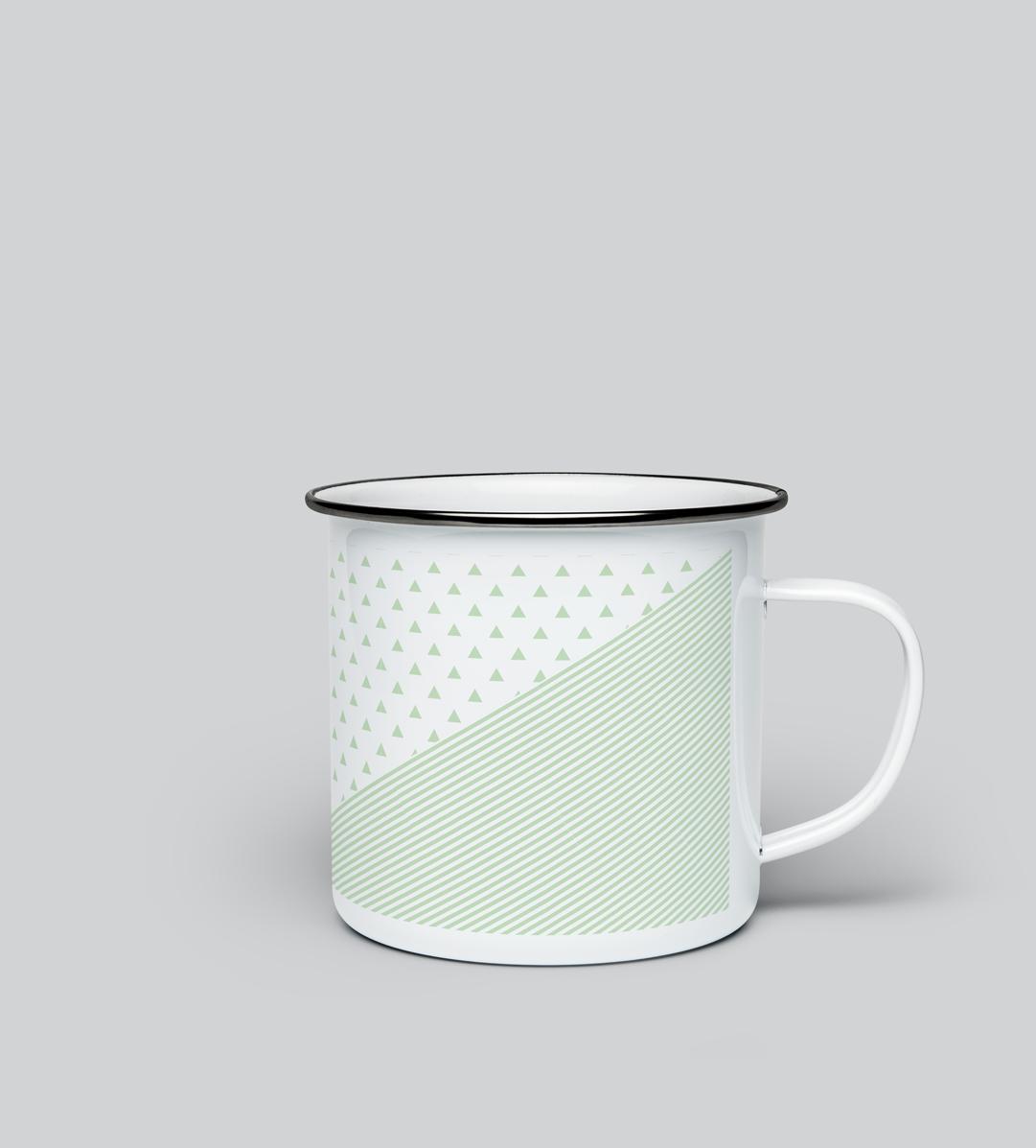Born in Brunswick ceramic mug