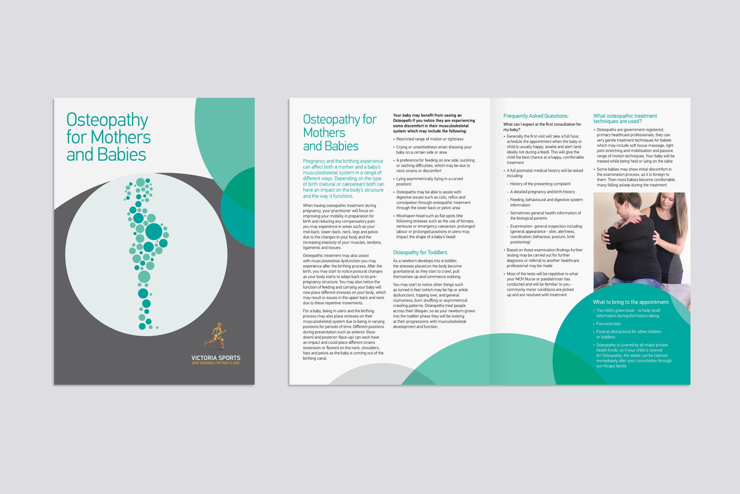 VSRC Brochure design