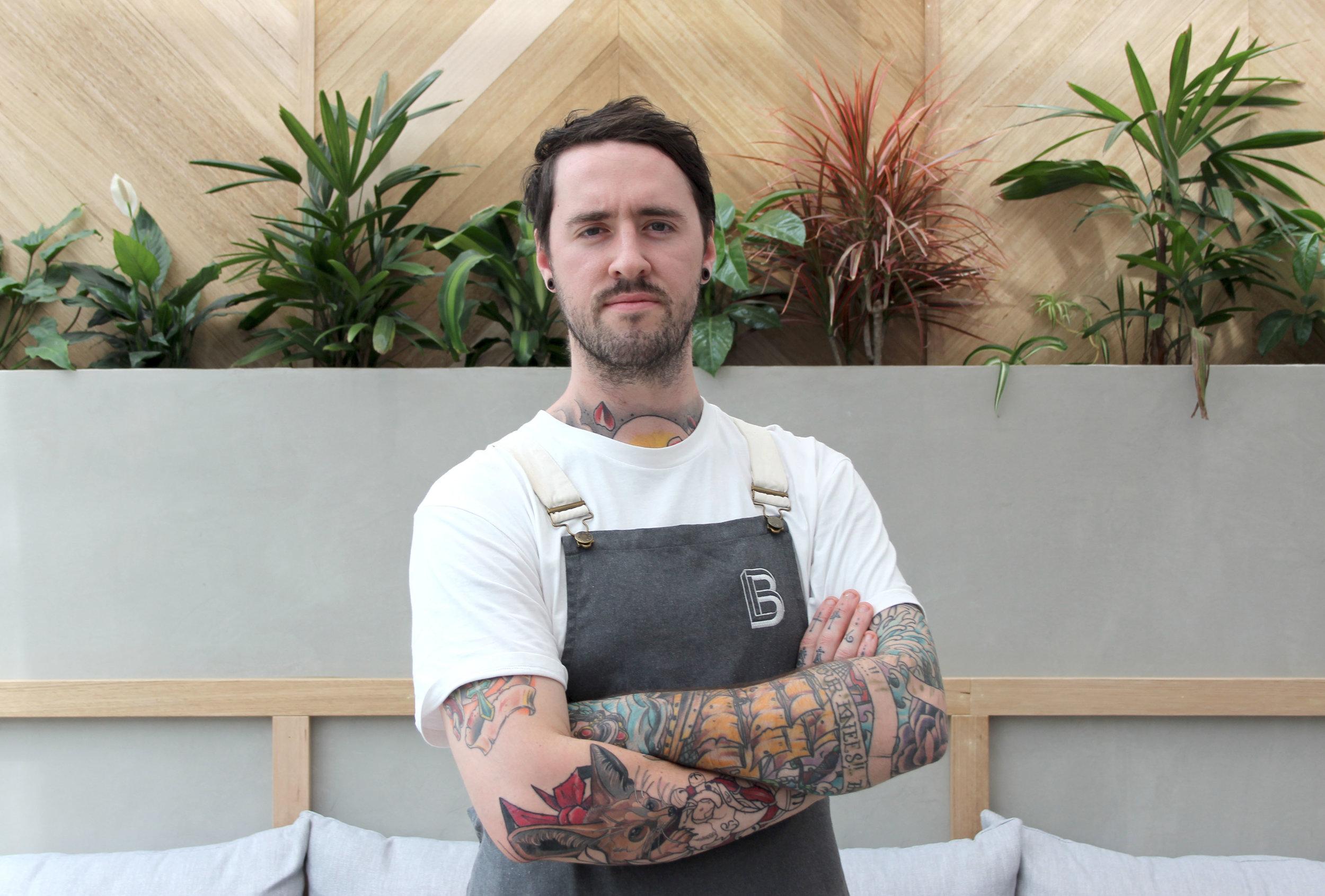 Born in Brunswick Chef legend