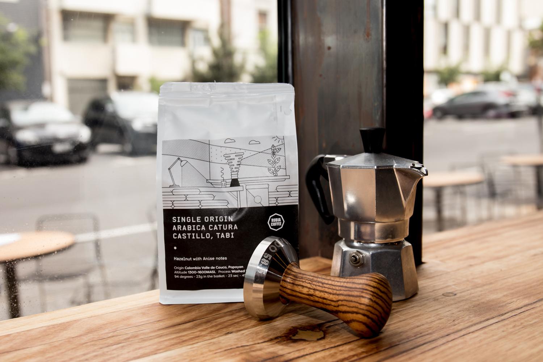 Rubia Coffee Single origin