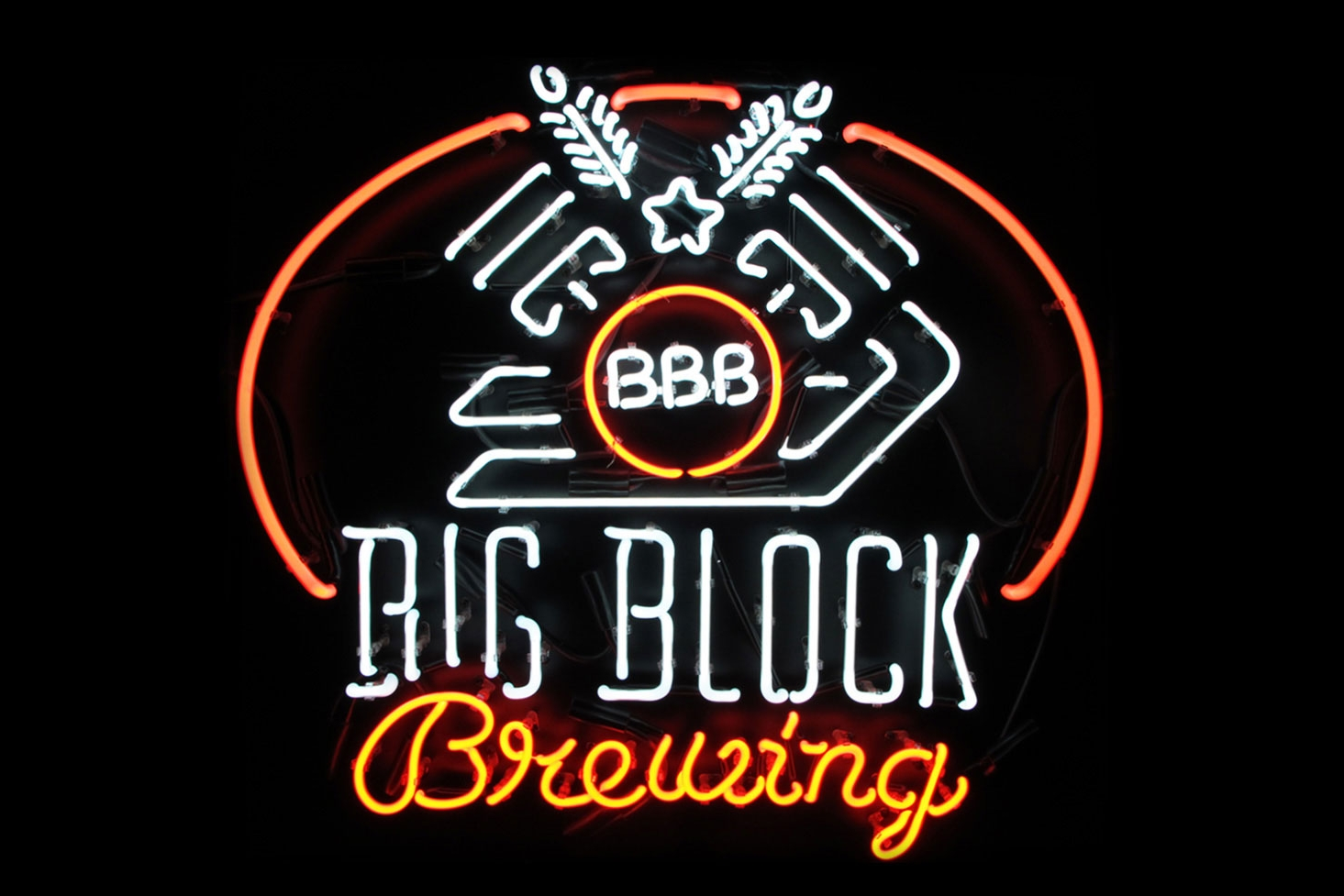 Big Block Brewing - Branding, Collateral
