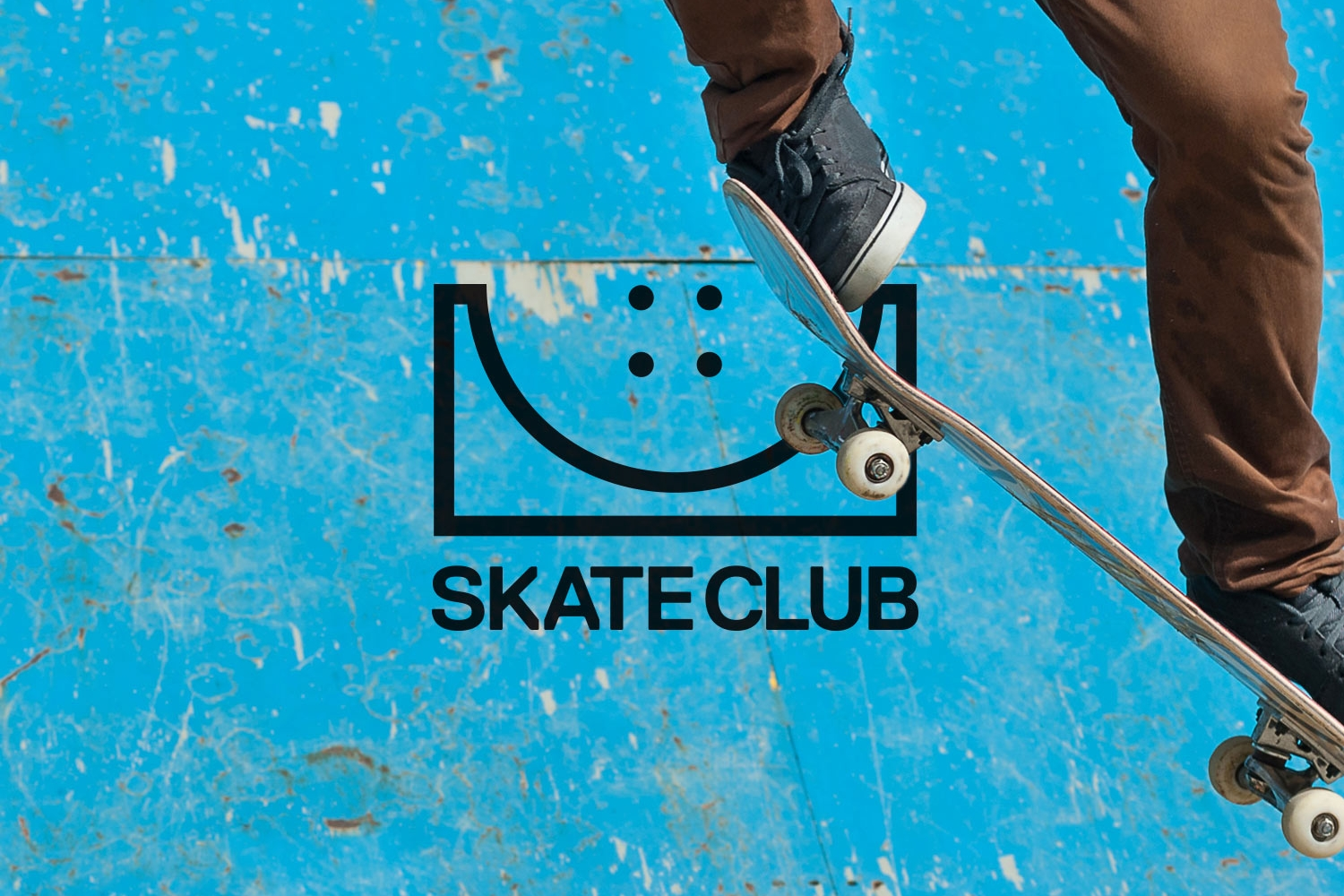 VSA Skate Club - Branding, Collateral, Publication