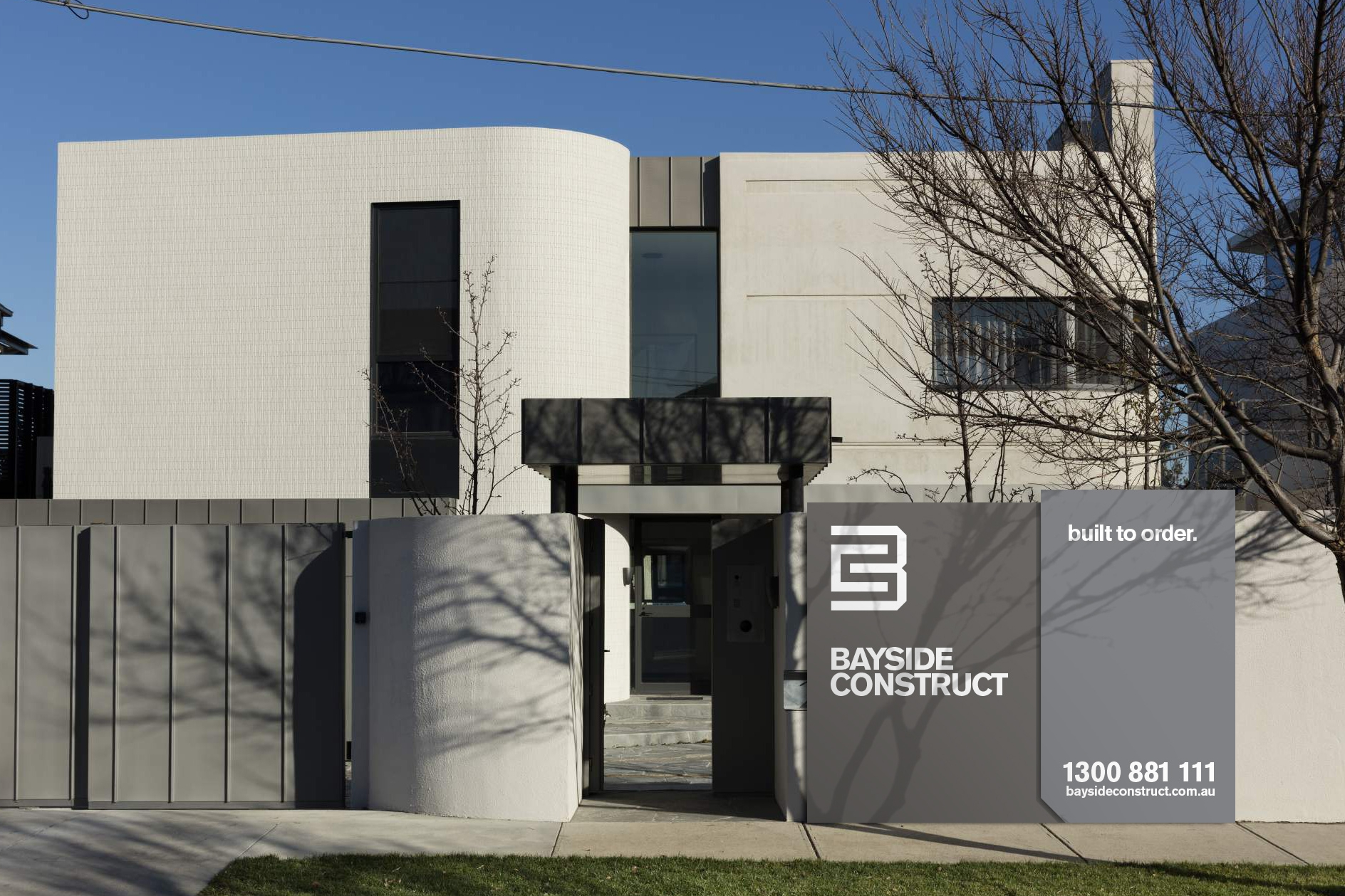 Bayside Construct - Branding, Collateral, Environment