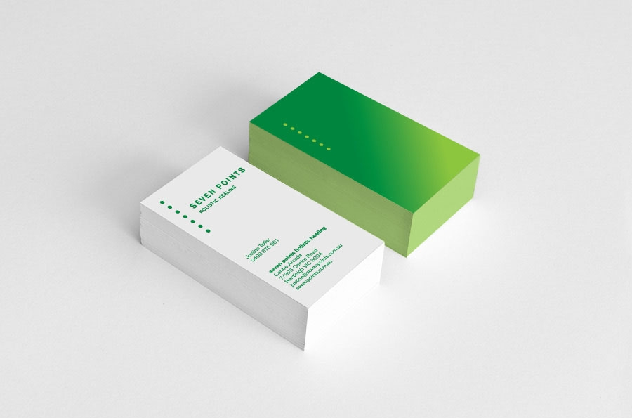 Seven Points - Branding, Collateral, Environment, Online