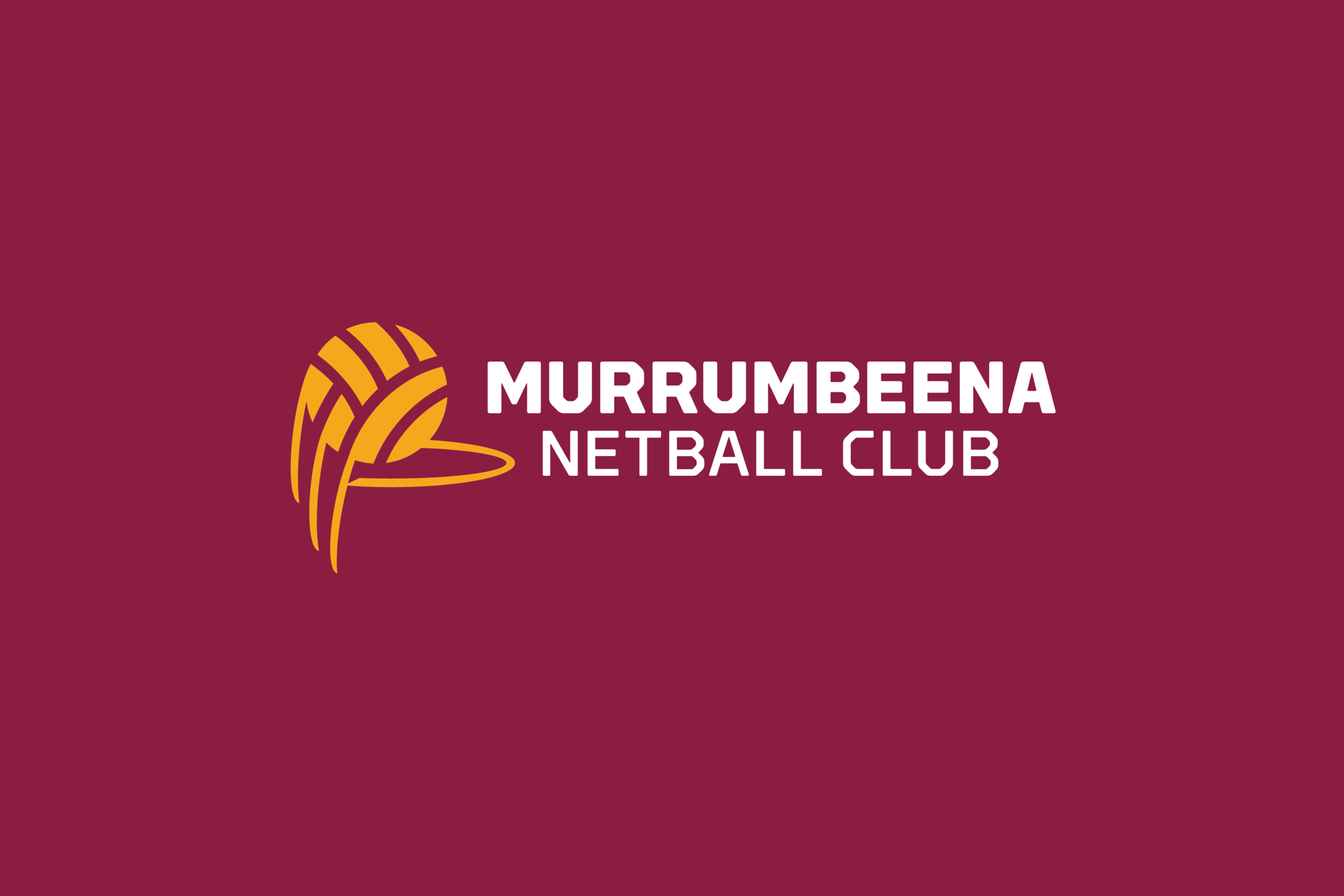 Murrumbeena Netball Club Master logo refresh