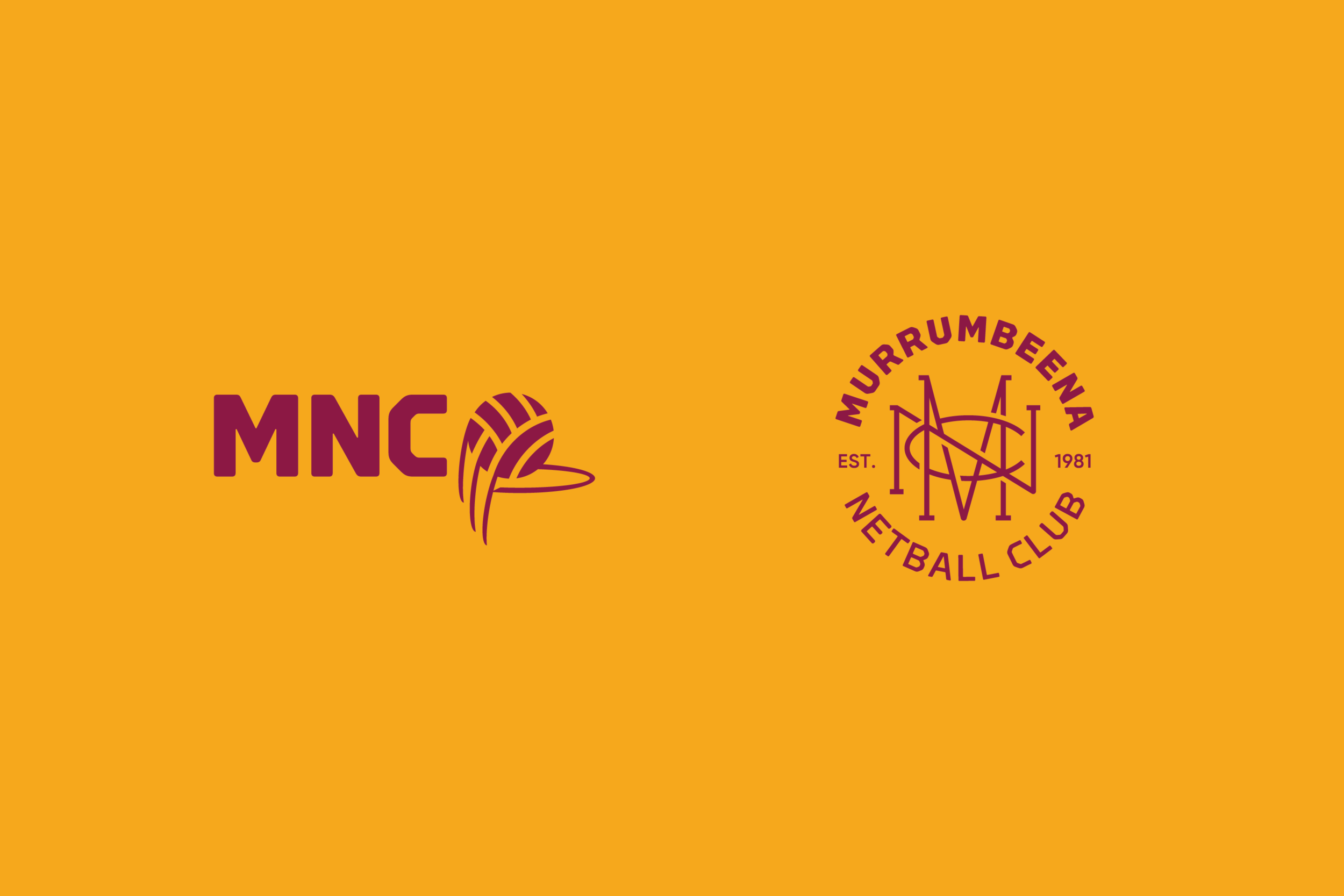 Murrumbeena Netball Club Secondary Logos