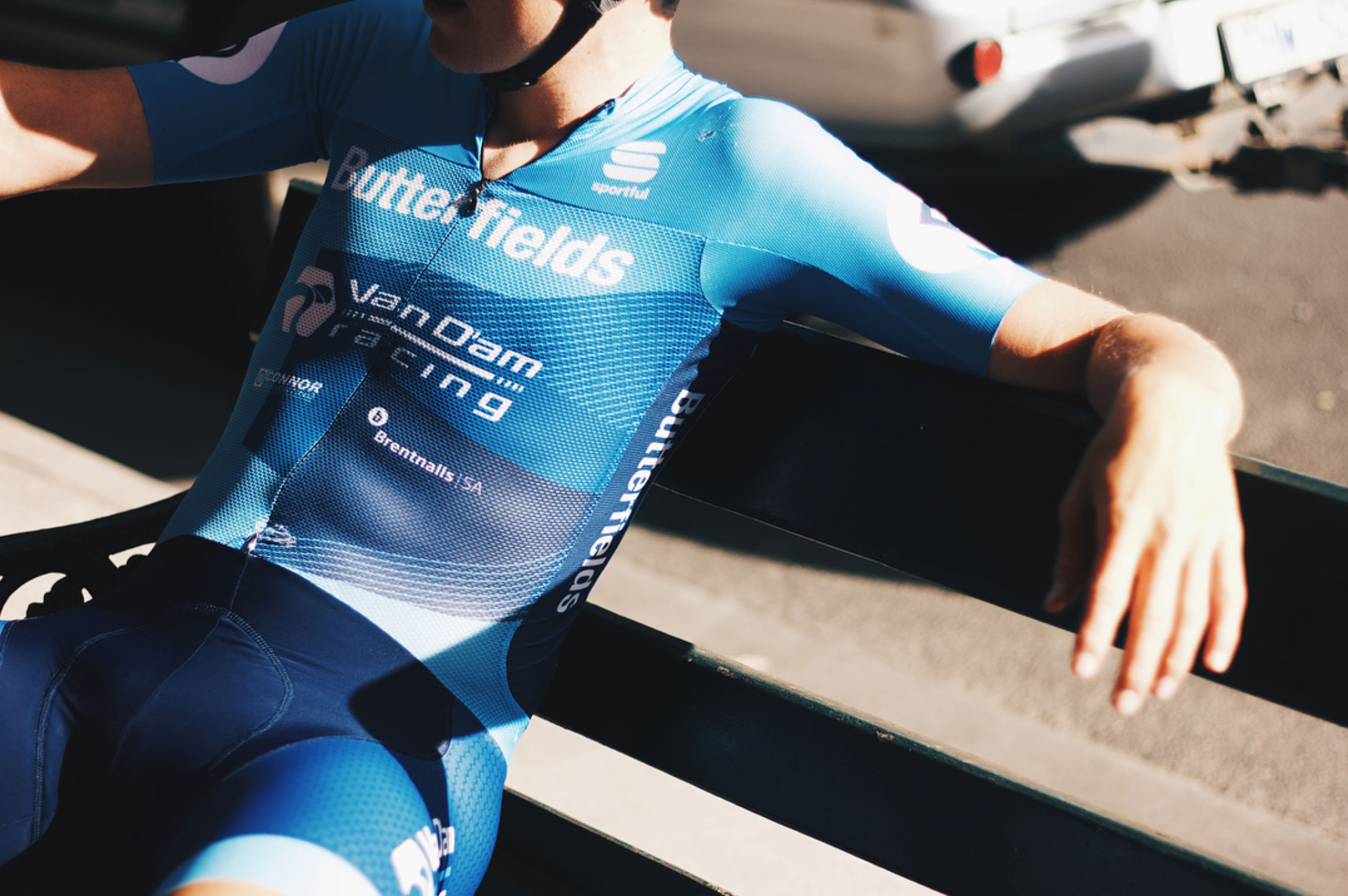 Van D'am Cycling kit 2017 - created by South