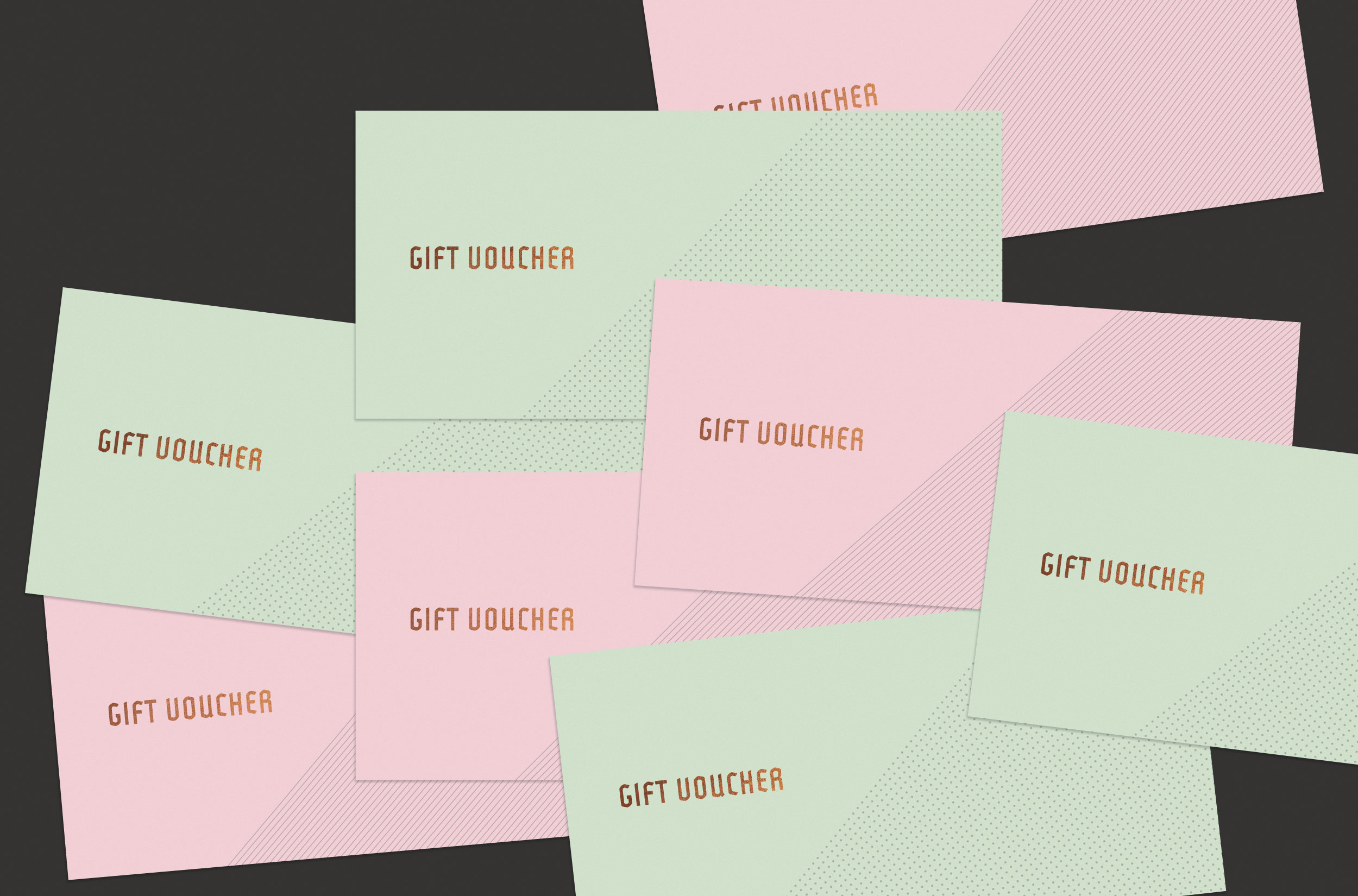 Rubia Cafe Gift Vouchers