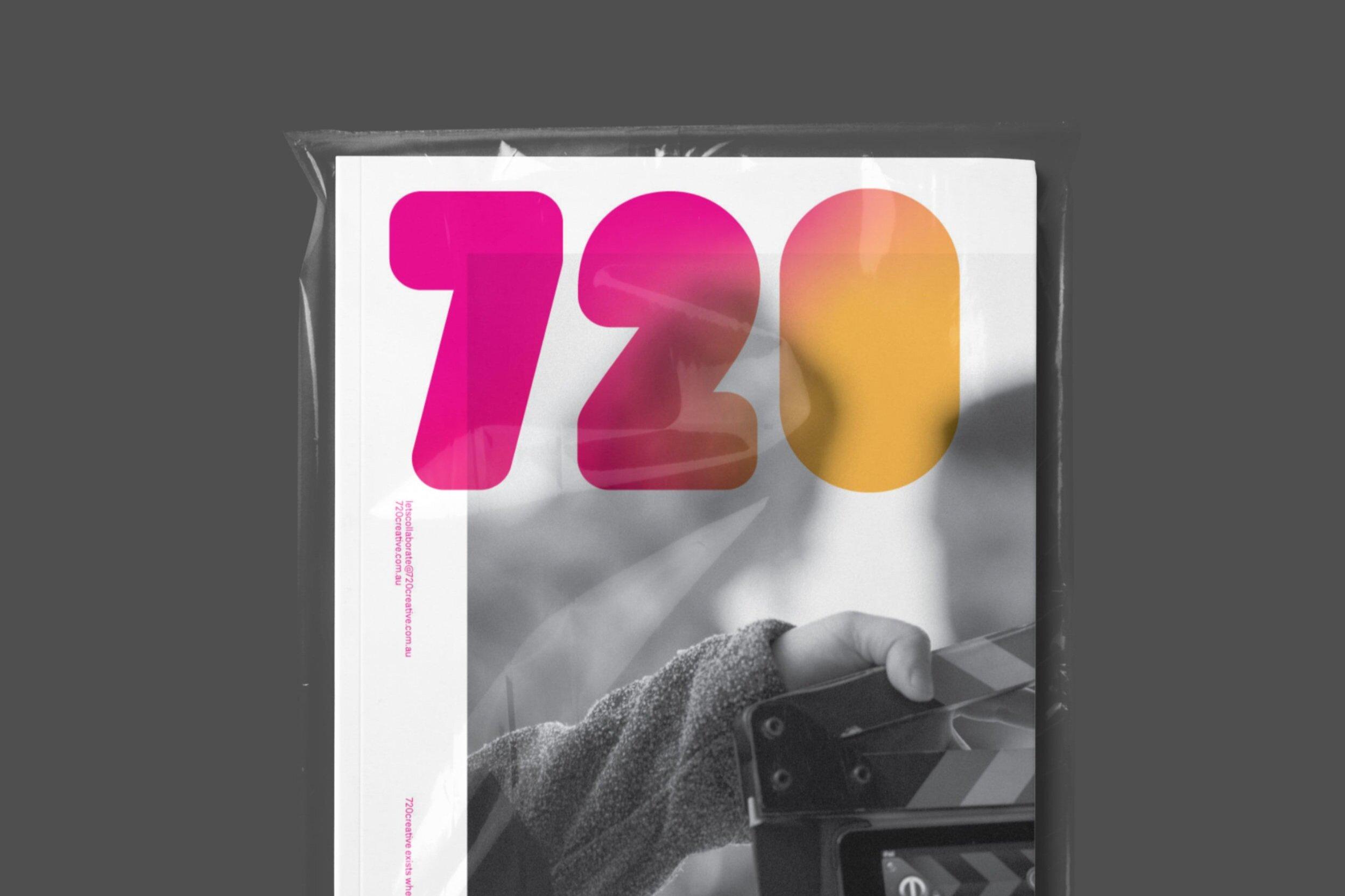 720 Creative - Branding, Collateral, Digital