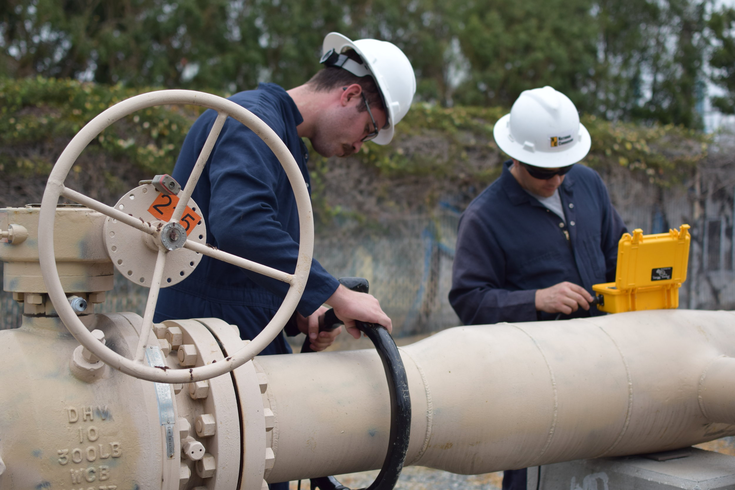 Corrosion Engineering Services
