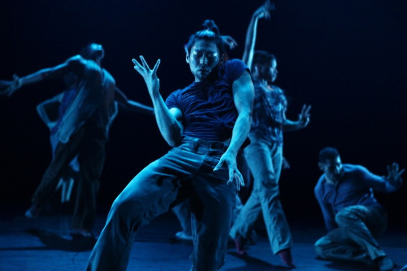 Violet Kid by Hofesh Shechter