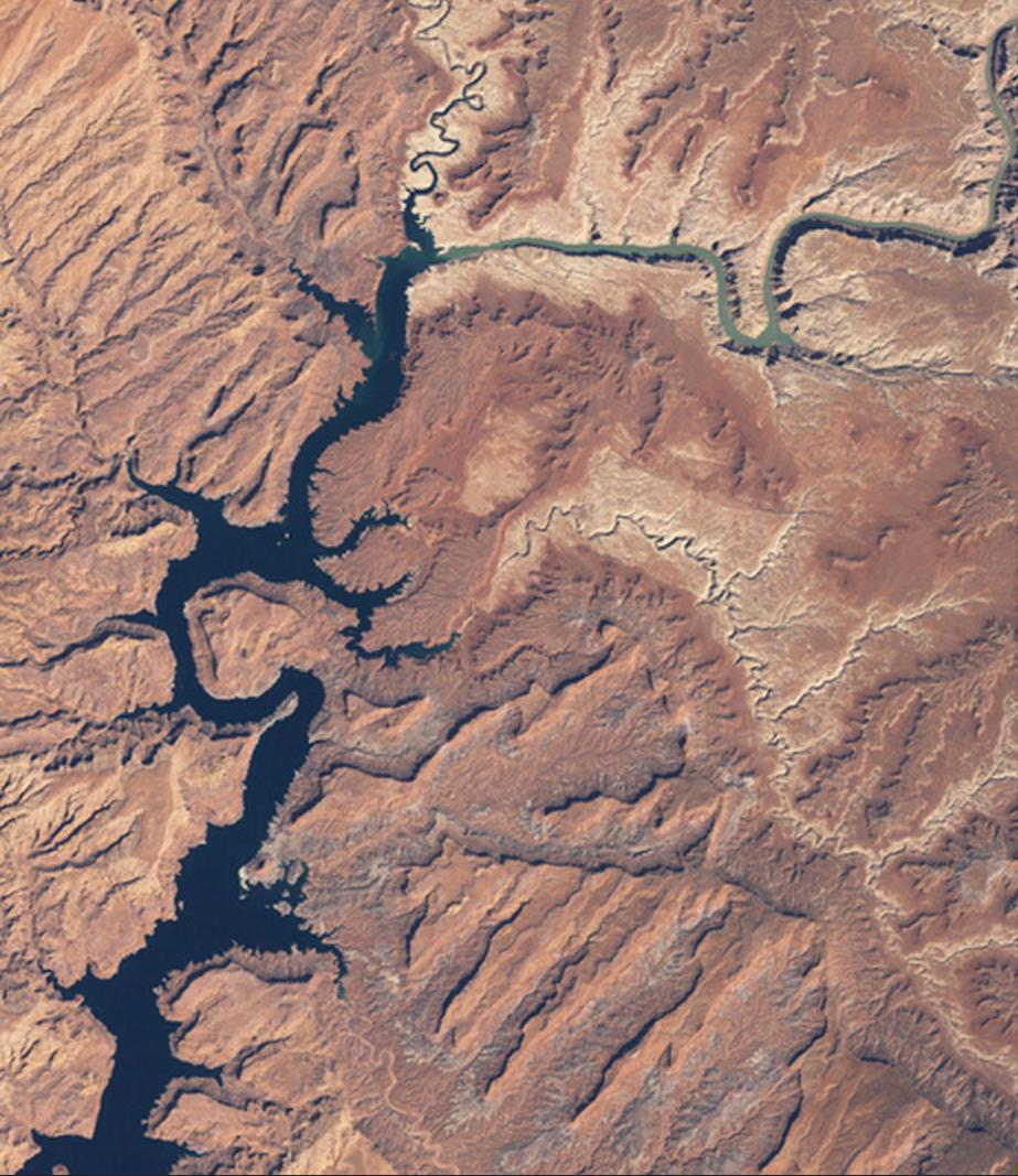 Lake Powell, 1999