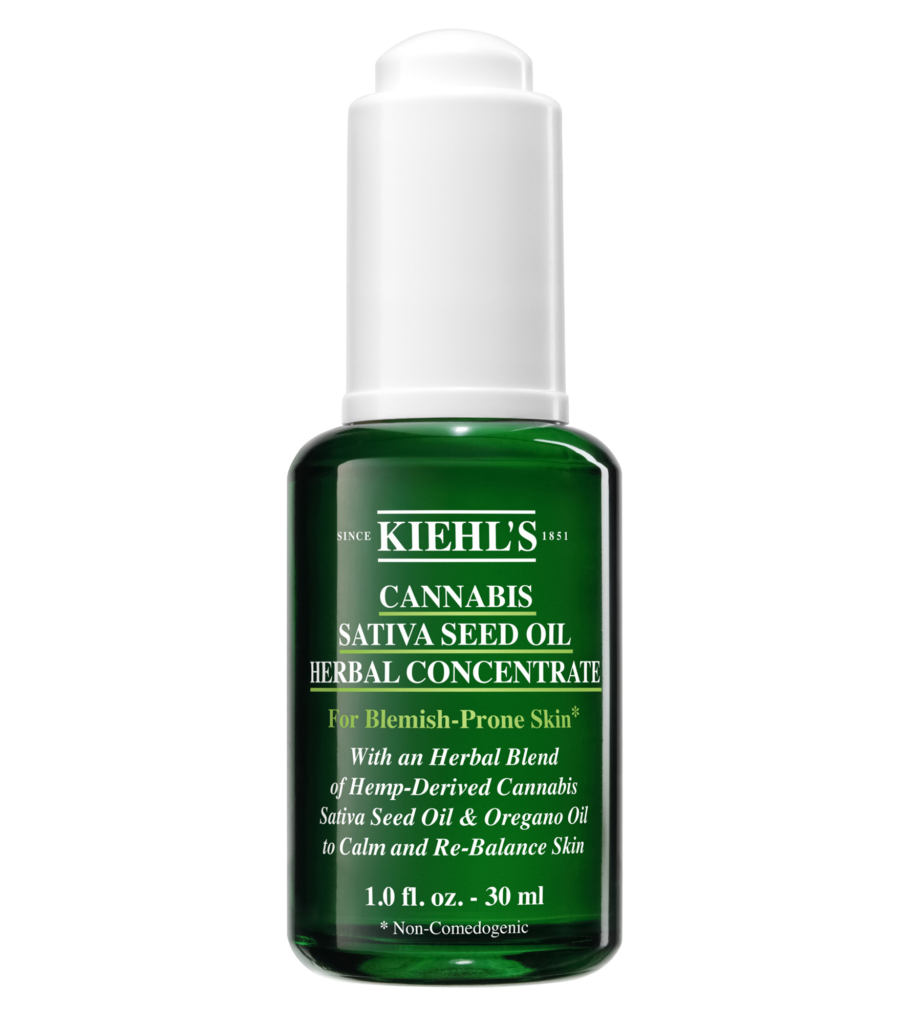 $49 Kiehl's Cannabis Sativa Seed Oil Herbal Concentrate