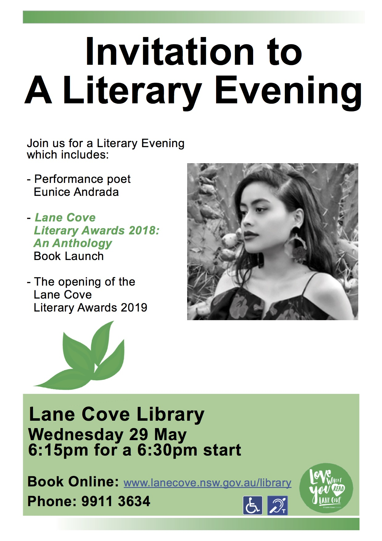 Poster A Literary Evening May 2019.jpg