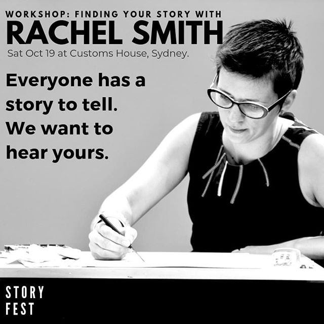 Story-Fest workshops kick off in ONE WEEK!  Pull apart your stories and piece them back together with storyteller, producer and podcaster Rachel Smith. ✍📖 Tickets are selling quickly, so book your spot now!  Link in bio. . #story_fest #storytelling #writing #creativewriting #workshop #writingworkshop #poetry #sydney #wordtravels #australianpoetryslam #aps
