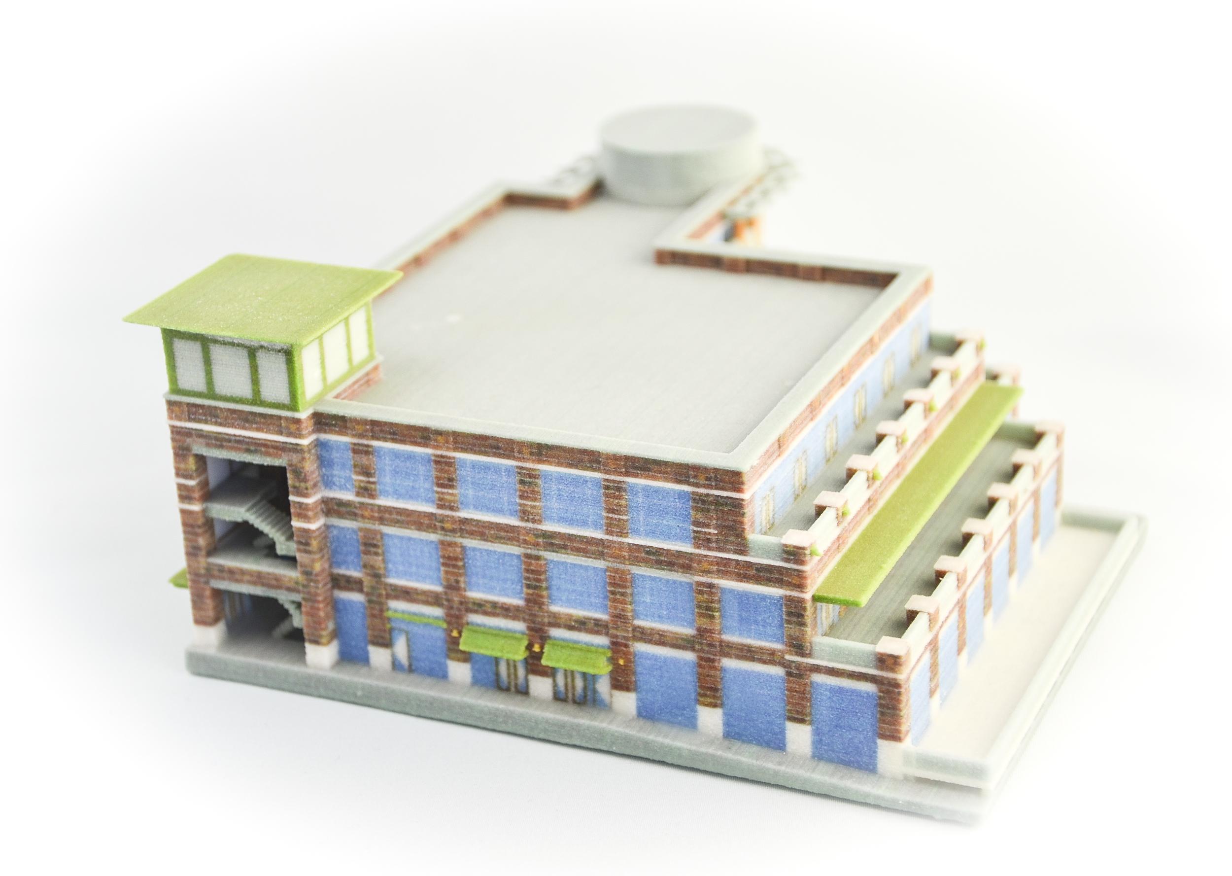 3d-architectural-model