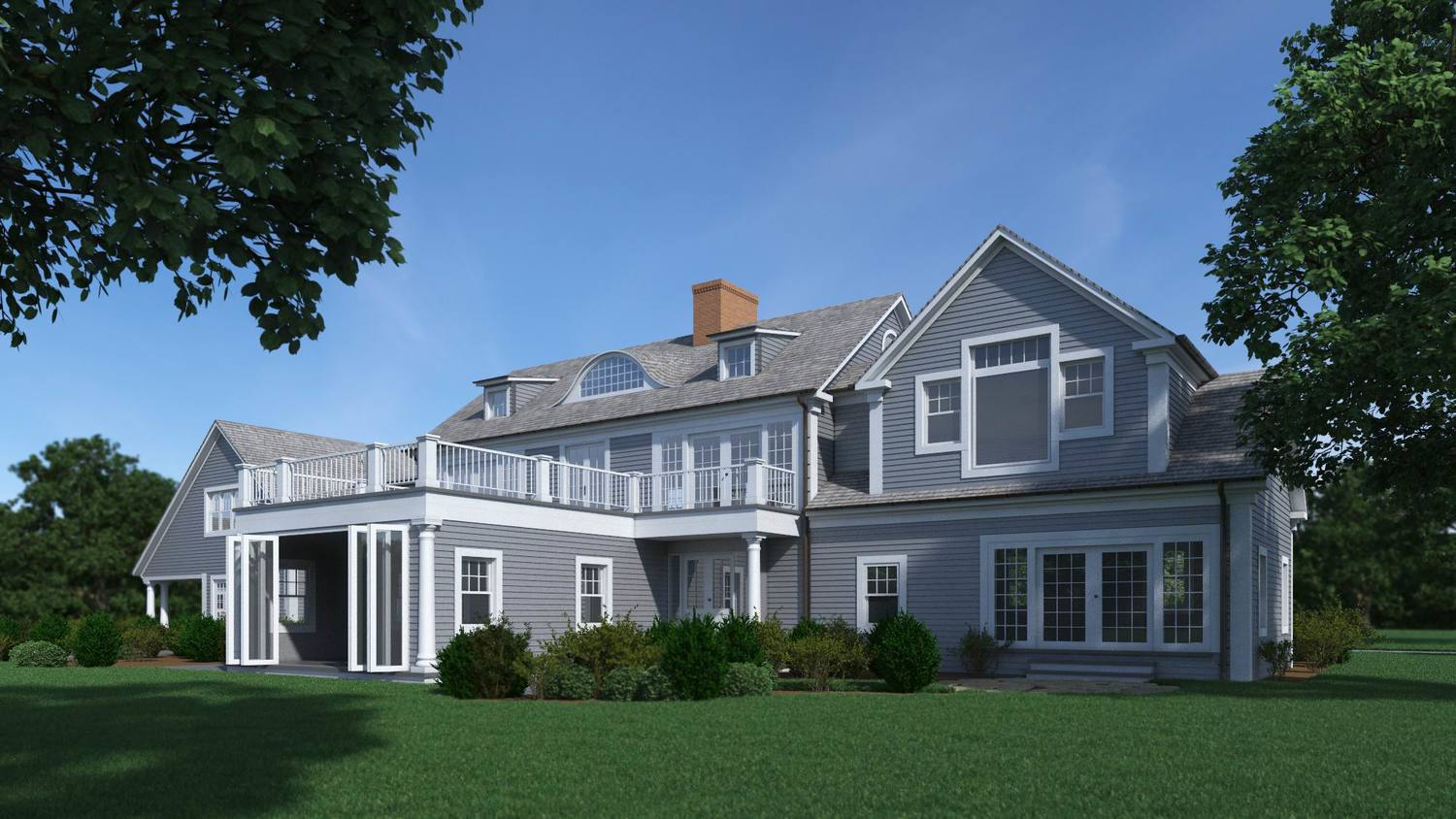 We offer high-quality 3D home plan rendering services.