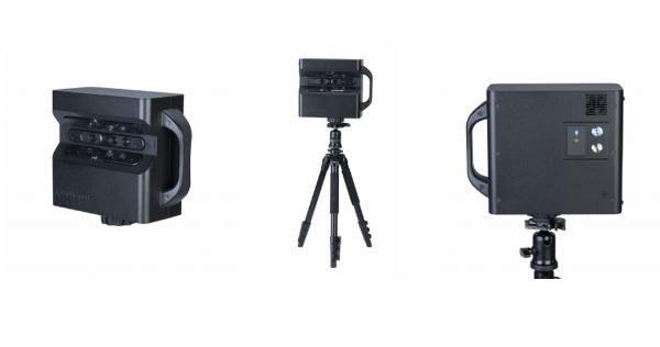 A 3D camera made by  Matterport