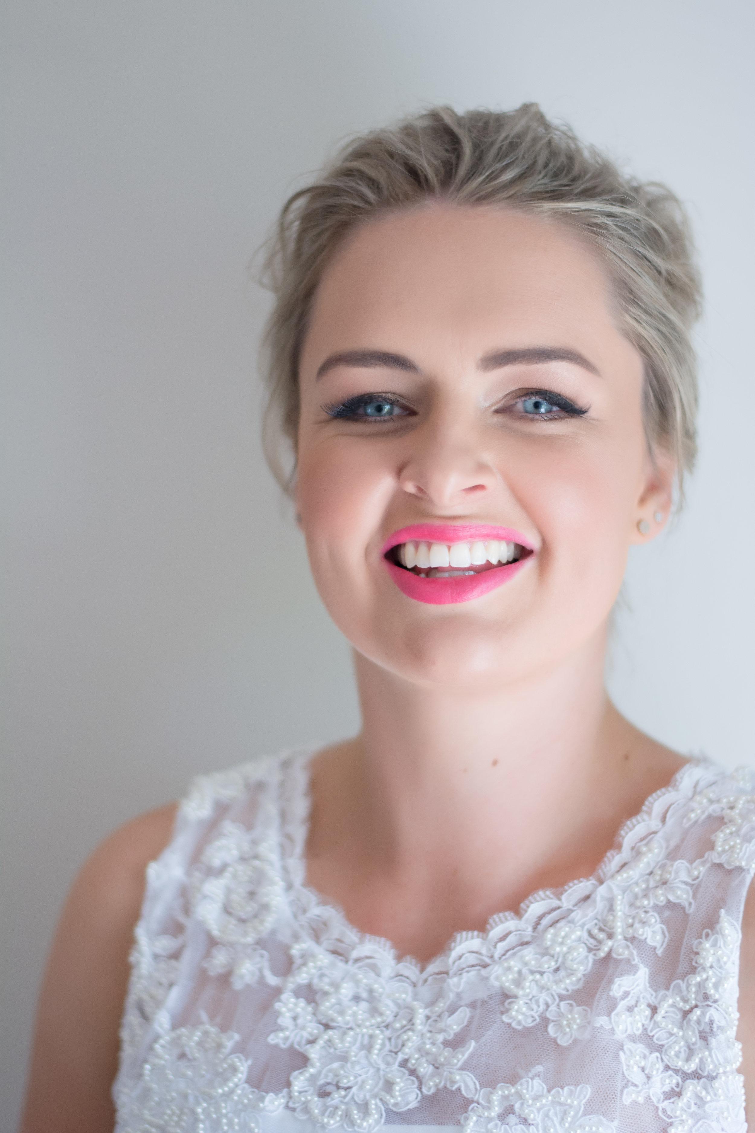 Youthful wedding makeup - by MissyMu