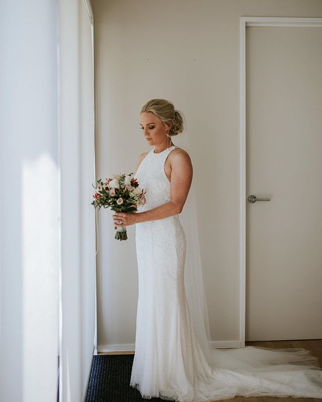 Stunning Louise 🌸 A beautiful Kaikoura wedding