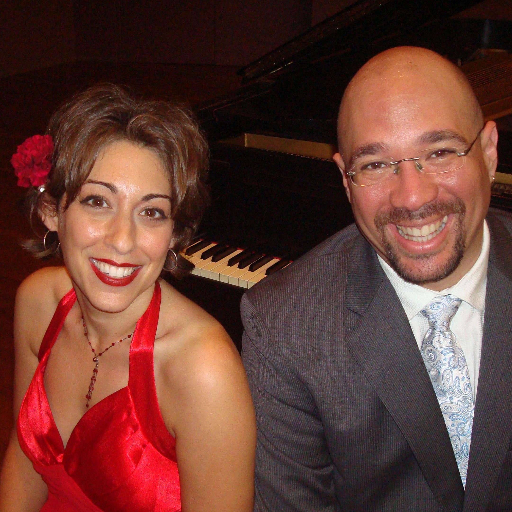 with José Meléndez
