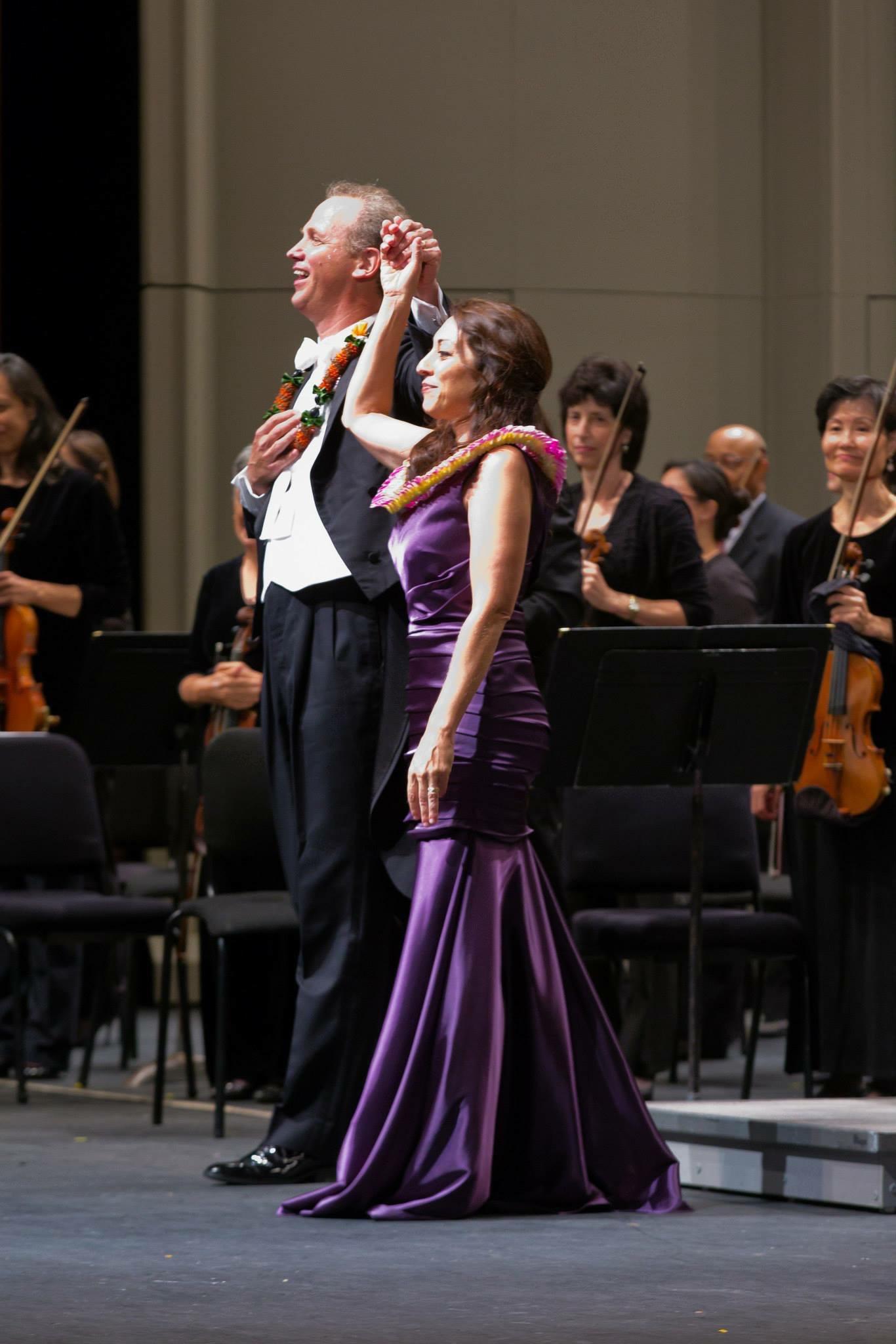 with Maestro Carlos Miguel Prieto