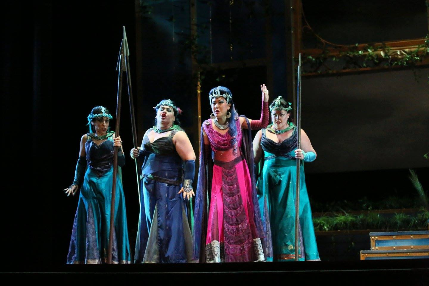 Magic Flute with HOT