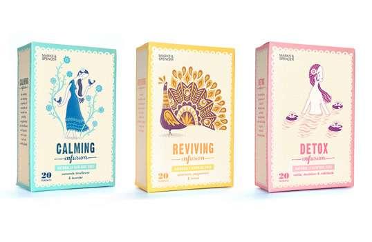 I LOVE these teas! (img -trendhunterstatic.com)