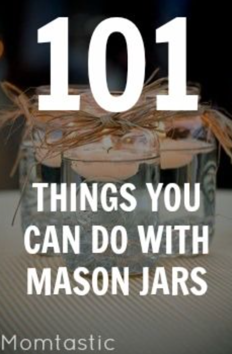 Click for mason jar joy - if you  must