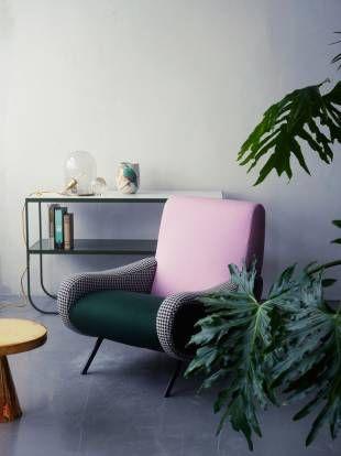 Millennial Pink chair green kale.jpg