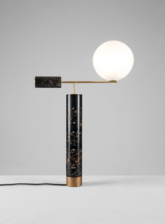 Flora Lamp by Marcin Rusak