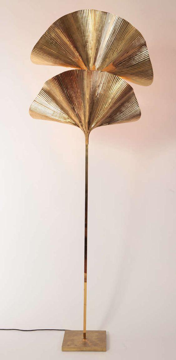 Gincobilobo Floor Lamp by Carlo Giorgi