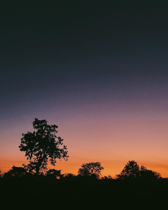 Malawi sunsets are something else..