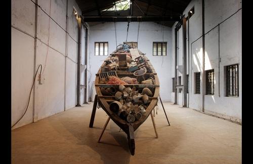 'Untitled' by Subodh Gupta