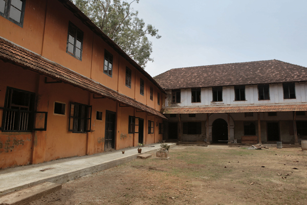 Pepper House, another forgotten building in Fort Kochi, now a vibrant art space