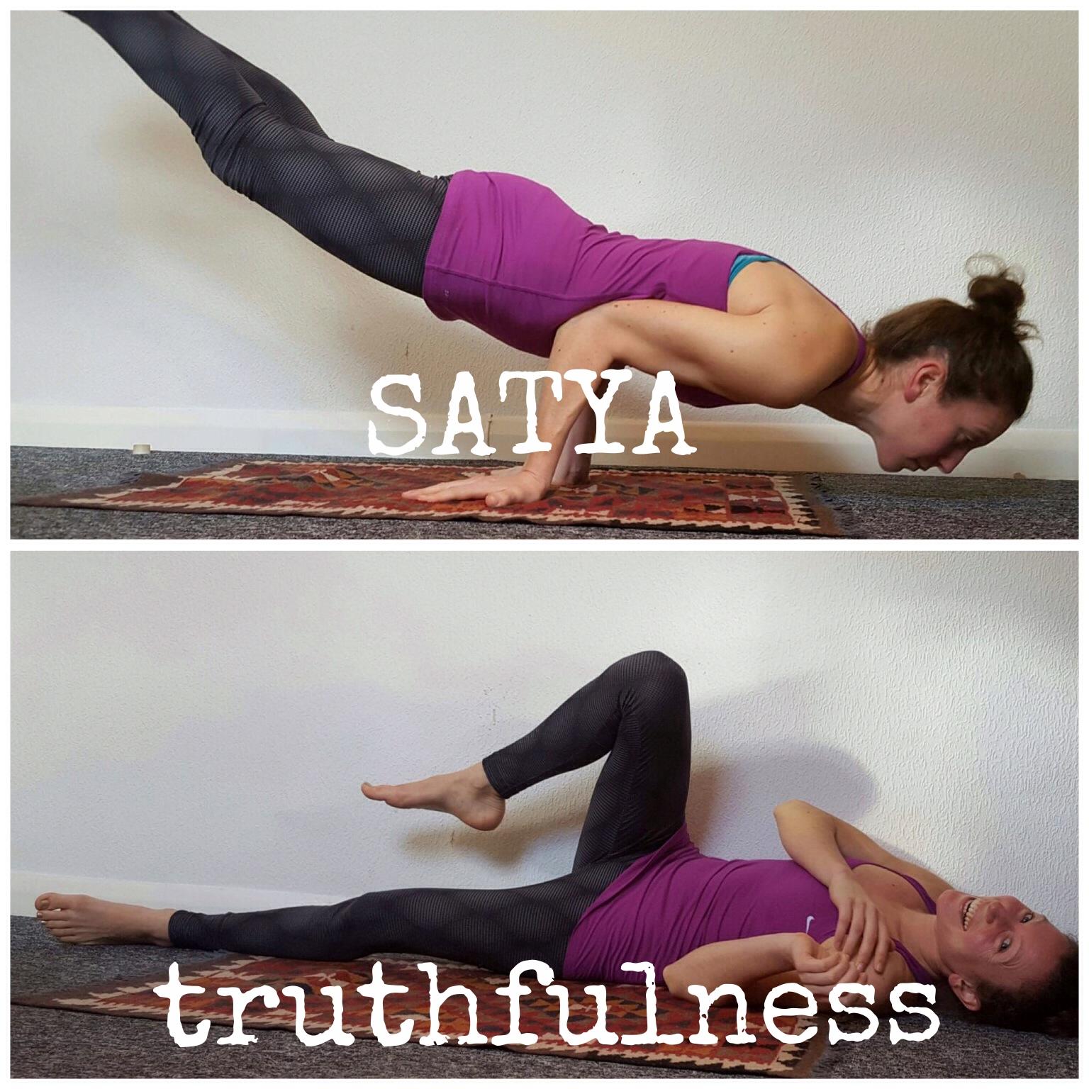 yoga truth