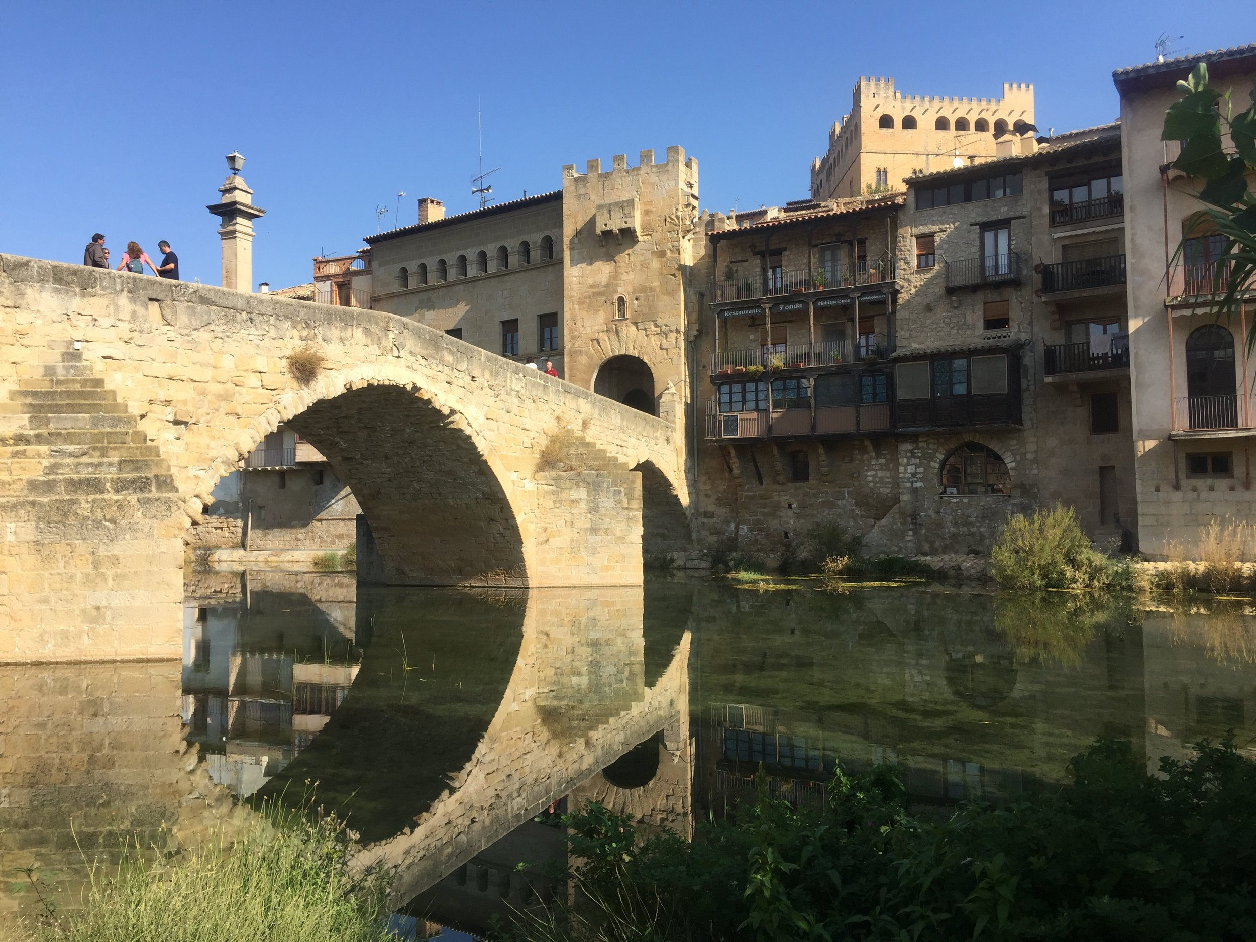 medieval spanish villages