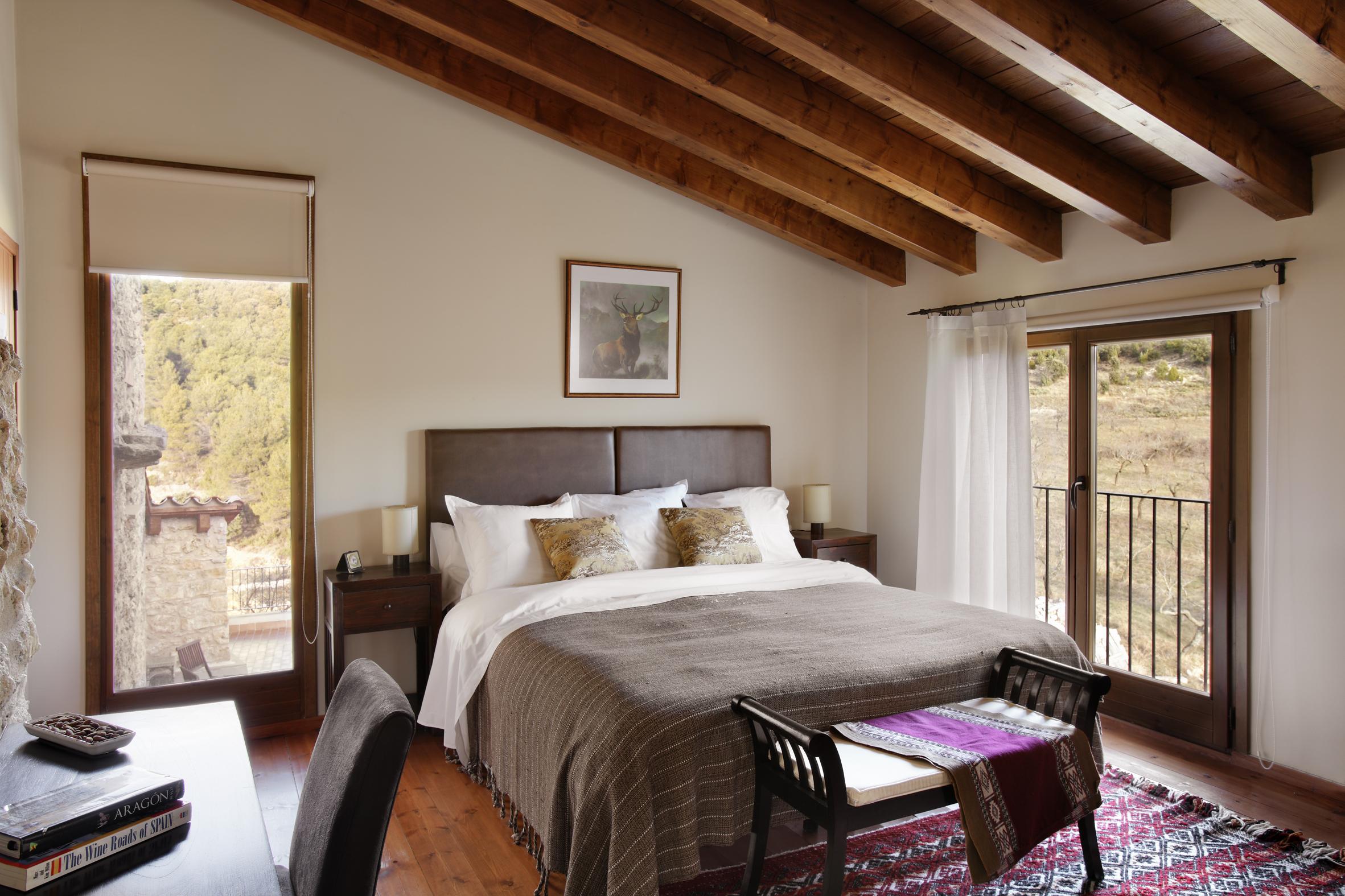 boutique luxury spanish retreat
