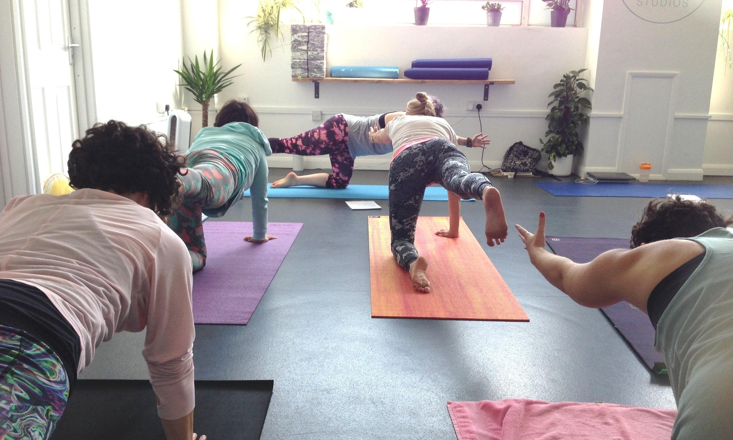 Yoga Teacher Training open morning - 23rd February, Worthing